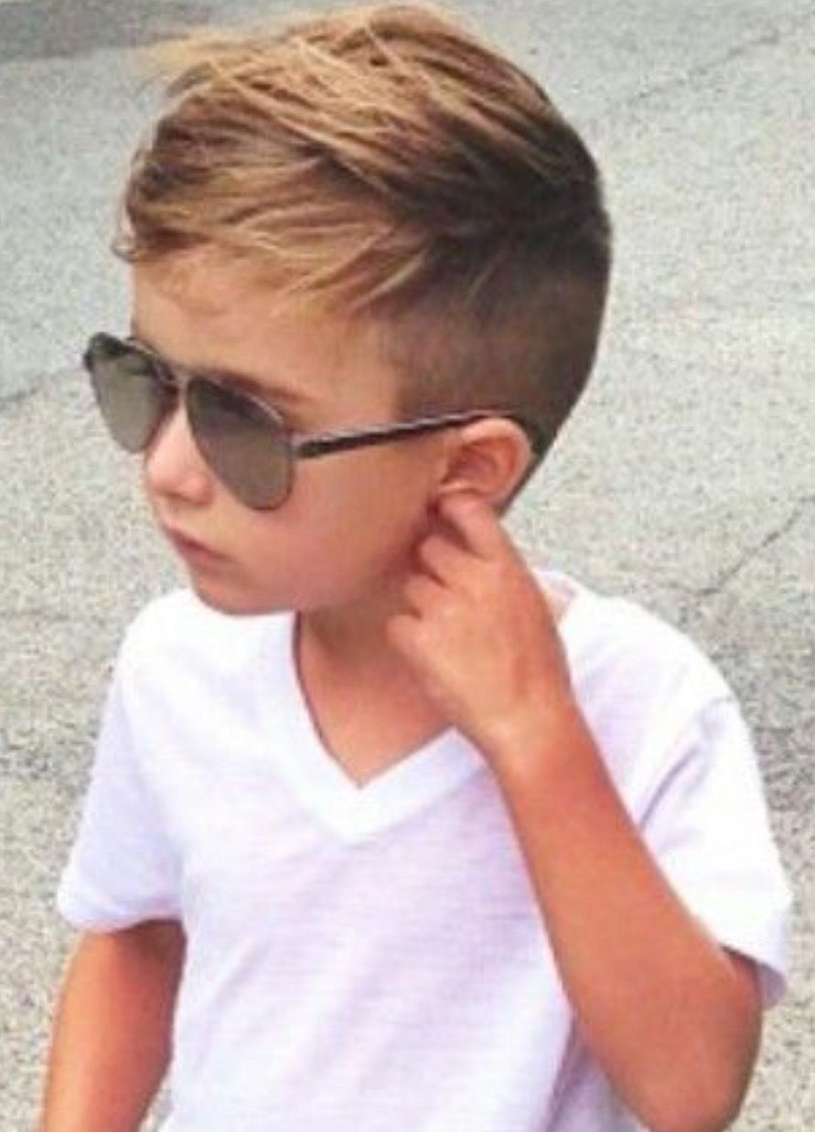 Trendy And Cute Toddler Boy Haircuts Your Kids Will Lovel 9   Boy ...