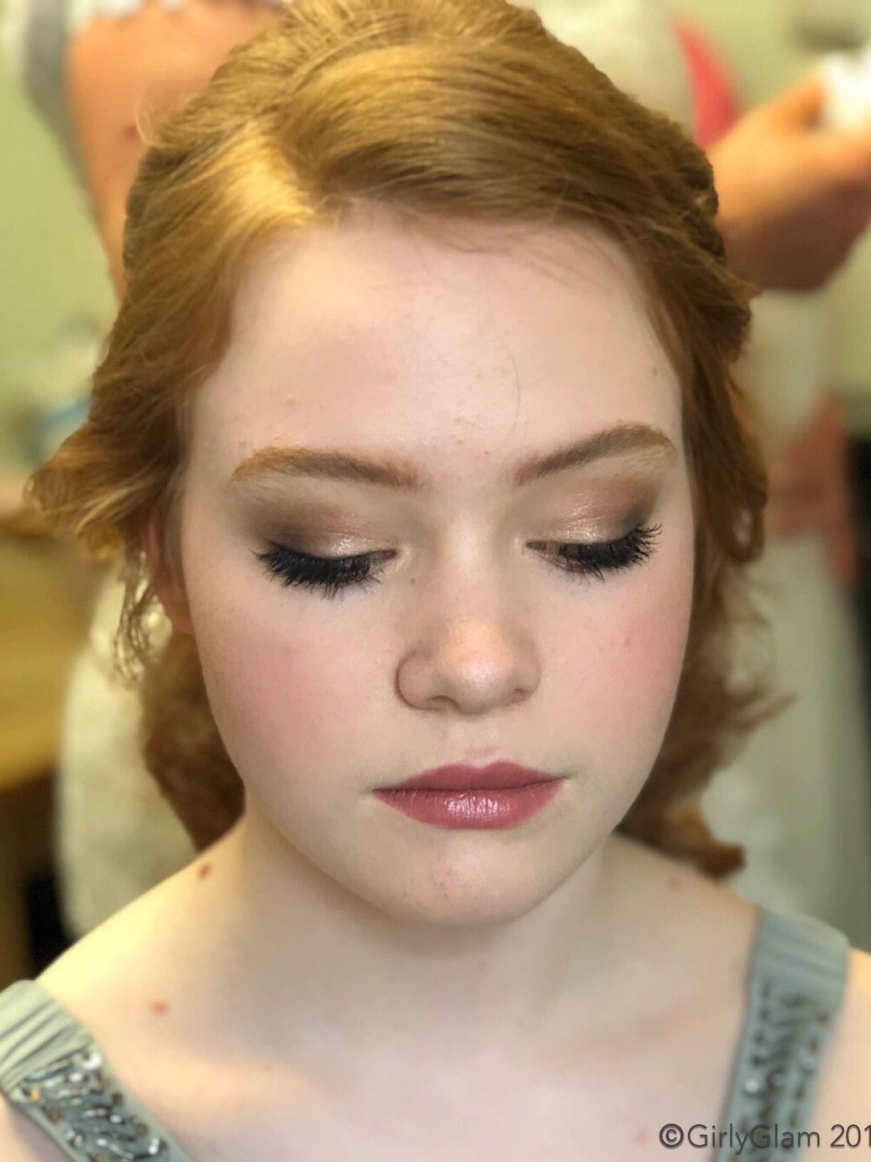 Professional Norfolk Based Makeup Artists www.girlyglam.co