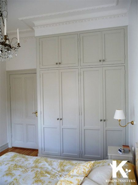 inbyggd garderob snedtak - Sök på Google New House Pinterest