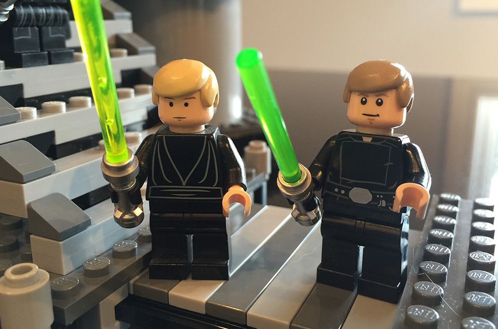 Jeux Vidéo] LEGO STAR WARS : Le Réveil de la Force - Disponible ...
