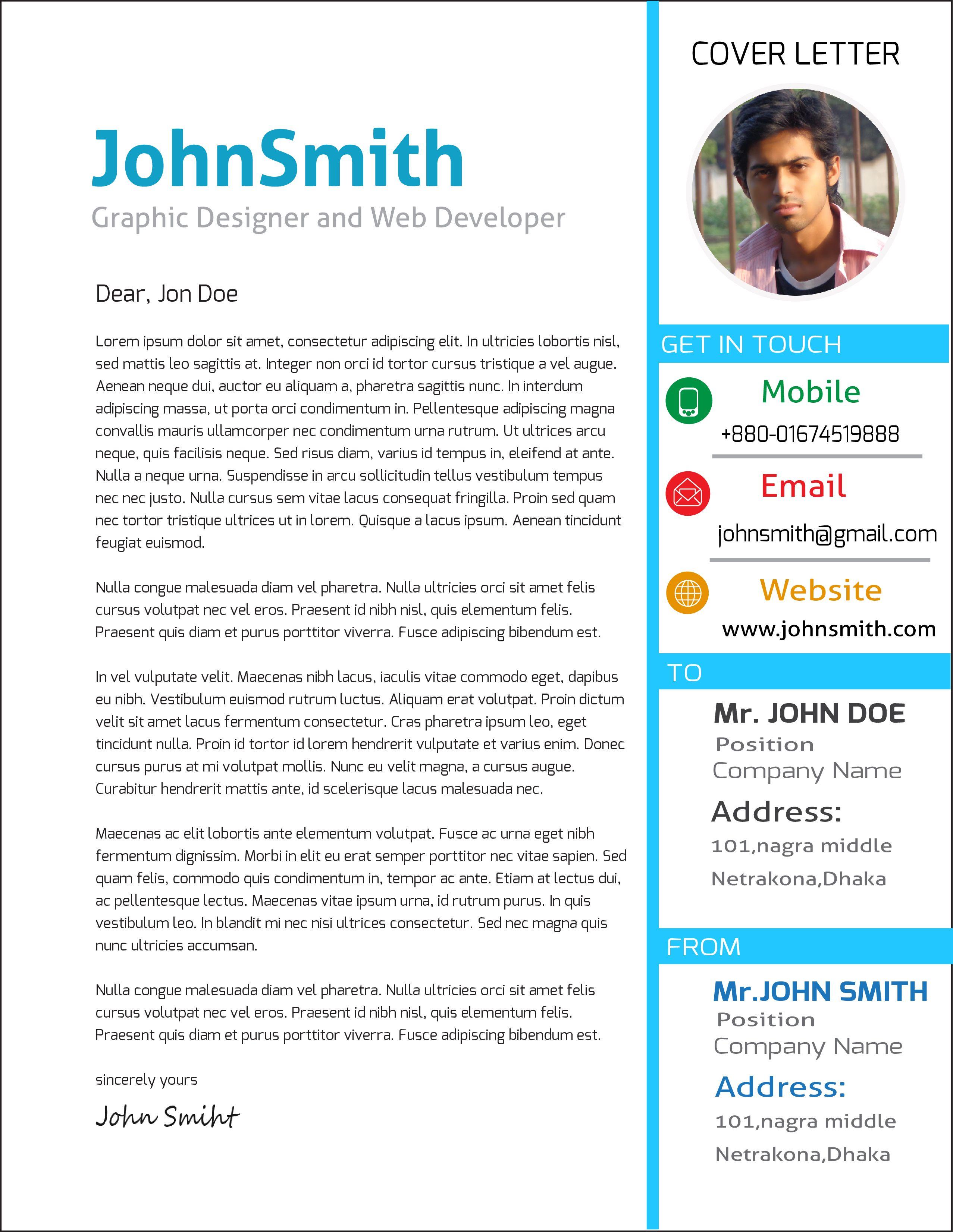 Another resume lettering resume lorem ipsum