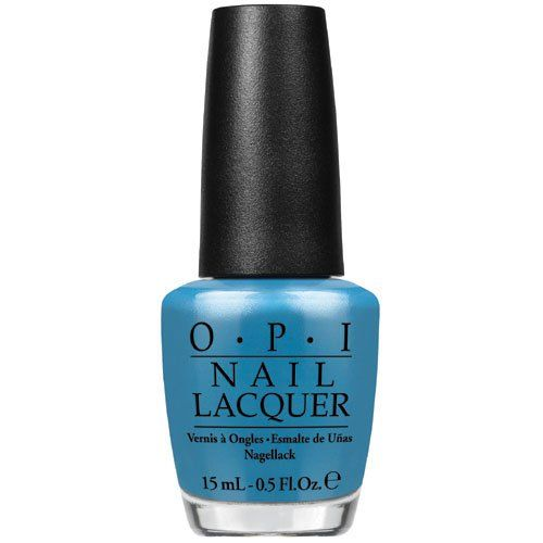 Opi Nail Lacquer, Dining Al Frisco, 0.5 Fluid Ounce