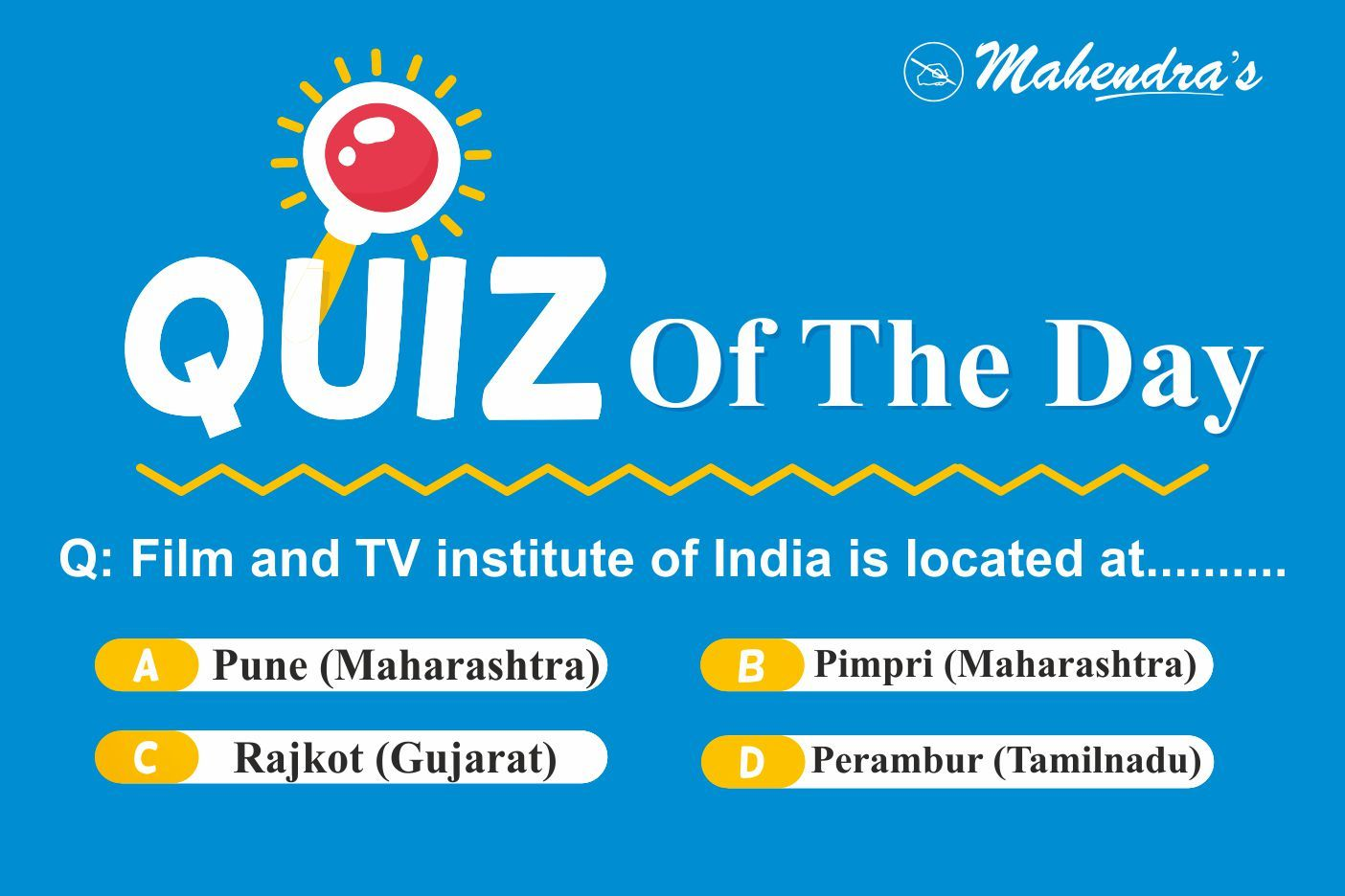 Quiz Of The Day Quiz Challenge Quiz Digital Strategy Challenges