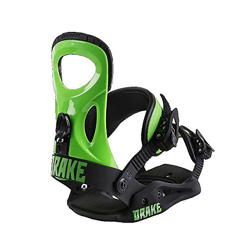 Drake King Snowboard Bindings Mens Sz XL 105135 *** Visit