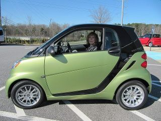Our First Smart Car