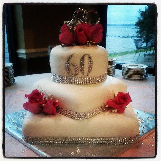 Th Wedding Anniversary Cakes Pinterest