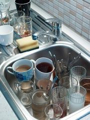 Employees leaving dirty dishes in the sink, not emptying the dishwasher, leaving the kitchen a mess, leaving food rotting in the refrigerator, cooking smelly food are all common complaints. Learn office kitchen etiquette.