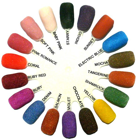 Design Your Own Acrylic Collection 6 Colours 3250 Bmne