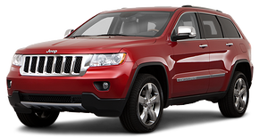 Amalie Car Rental Saint Thomas | Jeep Grand Cherokke   $685/week