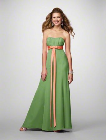 Kinda like the style... From Alfred Angelo. Brides Maids dress