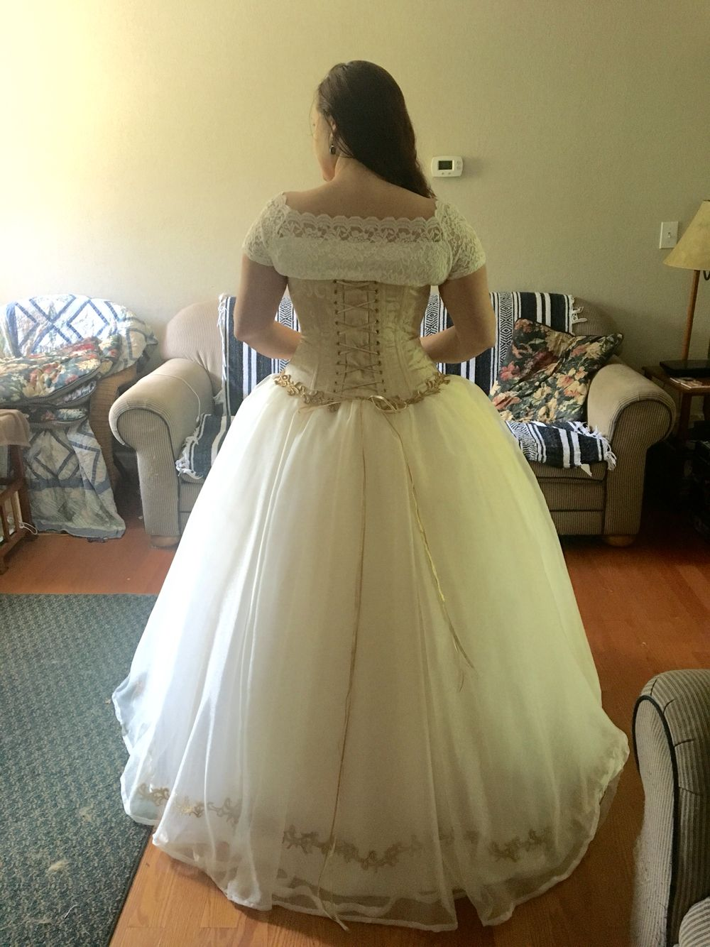 The back | Say yes to the dress: Nebo | Pinterest