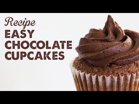 How to Make The Most Amazing Chocolate Cupcakes | The Stay ...