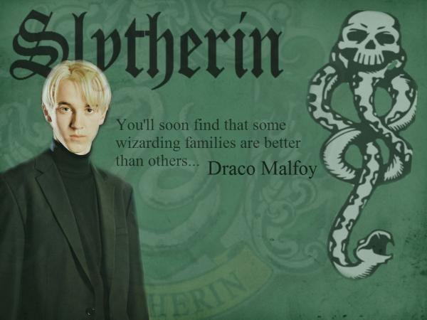 Normal Slytherin Wallpaper Draco Malfoy Draco Malfoy Quotes Malfoy