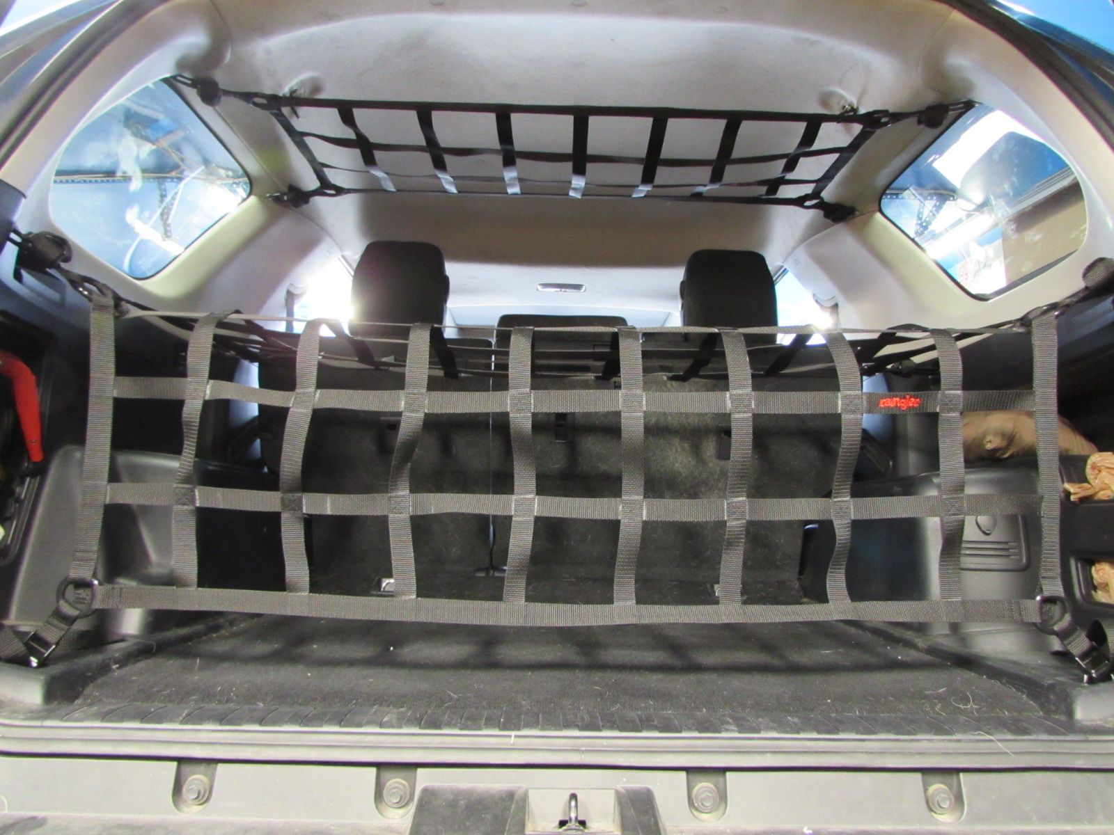 New 5th Generation 2010 2015 4runner Cargo Area Net Is