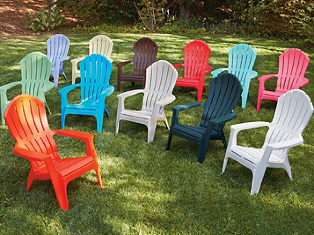 Cool White Resin Adirondack Chairs furniture in Home