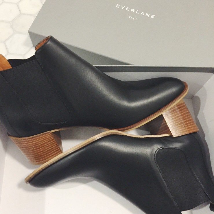 Everlane The Heel Boot Review ⋆ chic