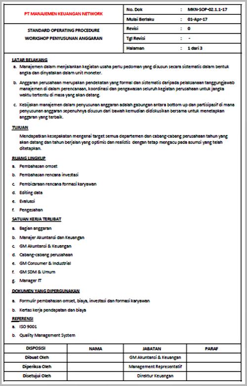 Cara Pembuatan Sop : pembuatan, Anggaran, Perusahaan:, Pengertian, Membuat, Akuntansi, Keuangan,, Diagram, Alir,, Pengusaha