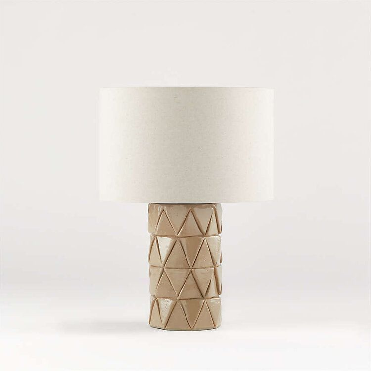 Shop For Lighting Stylist Manda Table Lamp Lamp Natural Table Lamps