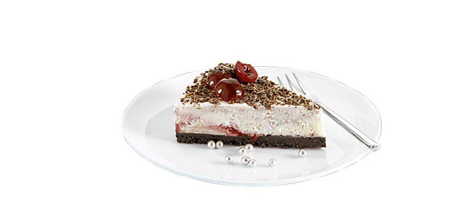 taart philadelphia Philadelphia Schwarzwalder Kirsch taart | no bake | Pinterest  taart philadelphia