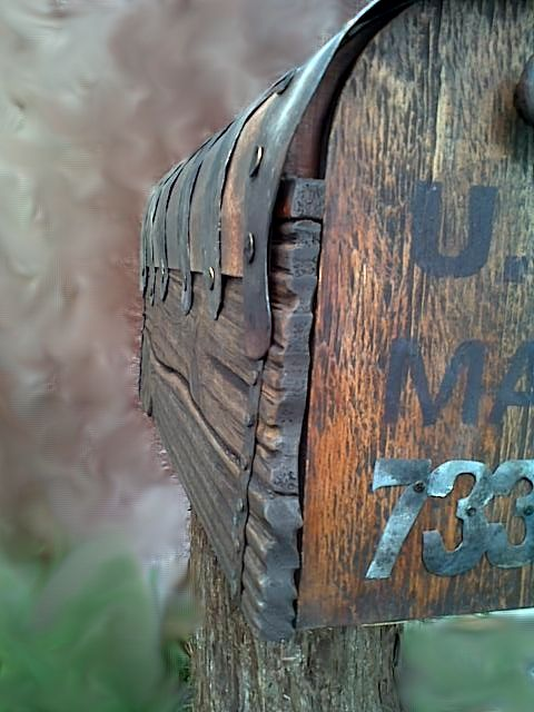 Unique Design Rustic And Country Style Furniture Rustic Mailboxes Unique Mailboxes Vintage Mailbox