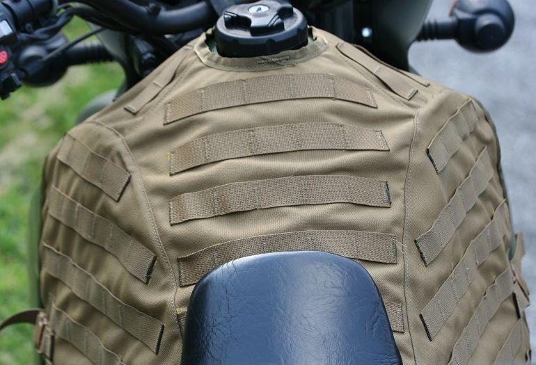 Tank bags for dual sport motorcycles | Adventure motoring
