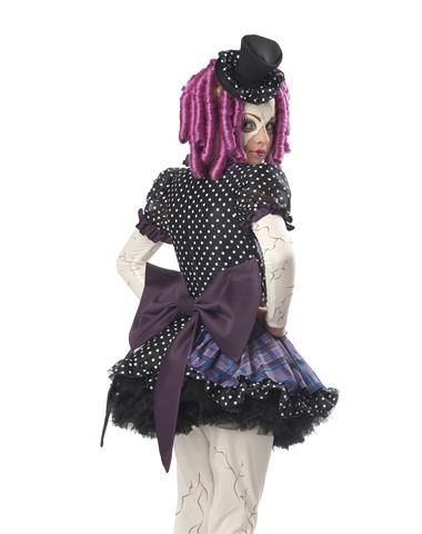 Broken Doll Girls Costume Halloween ideas Pinterest Costumes - halloween ideas girls