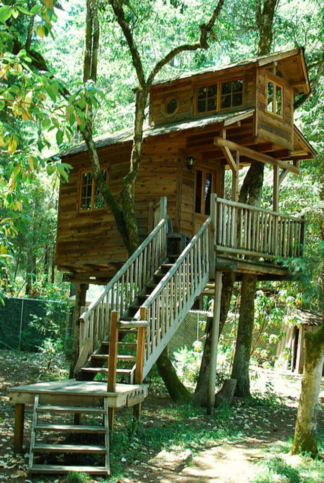 Americas best treehouse hotels treehouses porch and cabin americas best treehouse hotels sisterspd