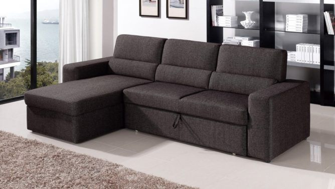 Astounding Zuri Furniture Clubber Sleeper Sectional Sofa Left Chaise Cjindustries Chair Design For Home Cjindustriesco
