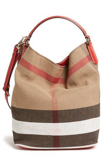 f99e195b6676 Burberry Brit  Susanna - Medium  Bucket Bag available at  Nordstrom ...