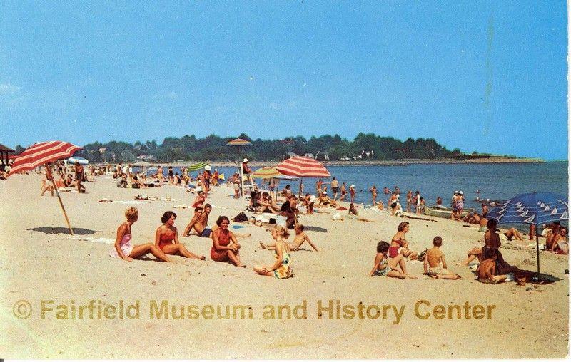 Jennings Beach Fairfield Ct 1955