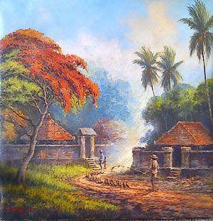 Pin Di Art Indonesian