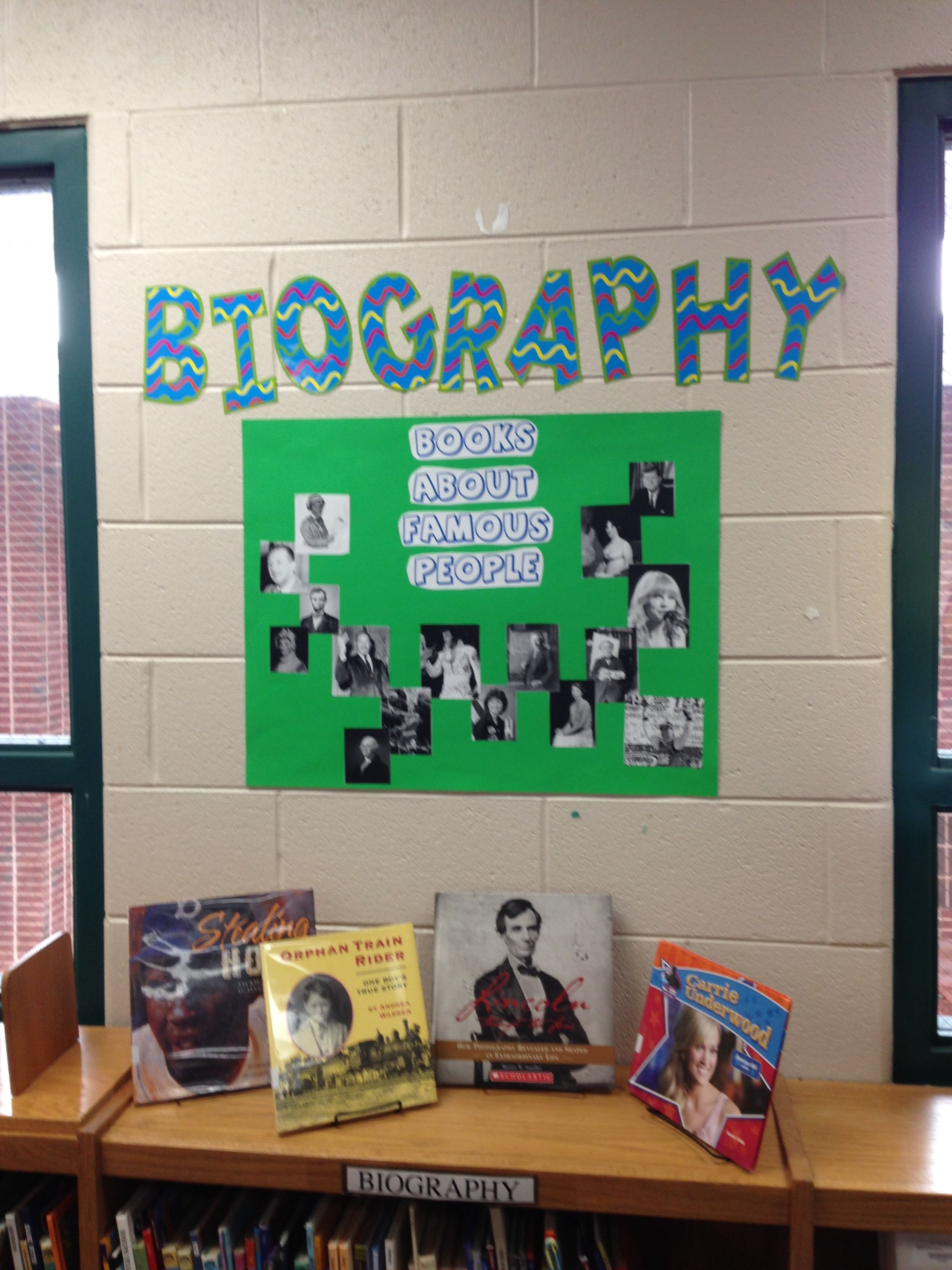Biography Display