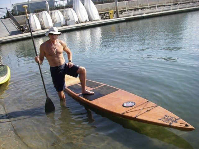 Build Your Own Paddle Board Kit