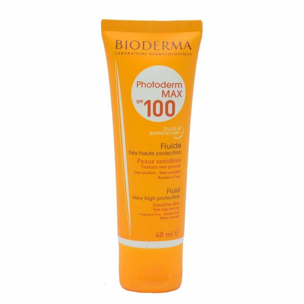 سائل واقي شمس بيوديرما للبشرة الدهنية Spf 100 Beauty Toothpaste Personal Care