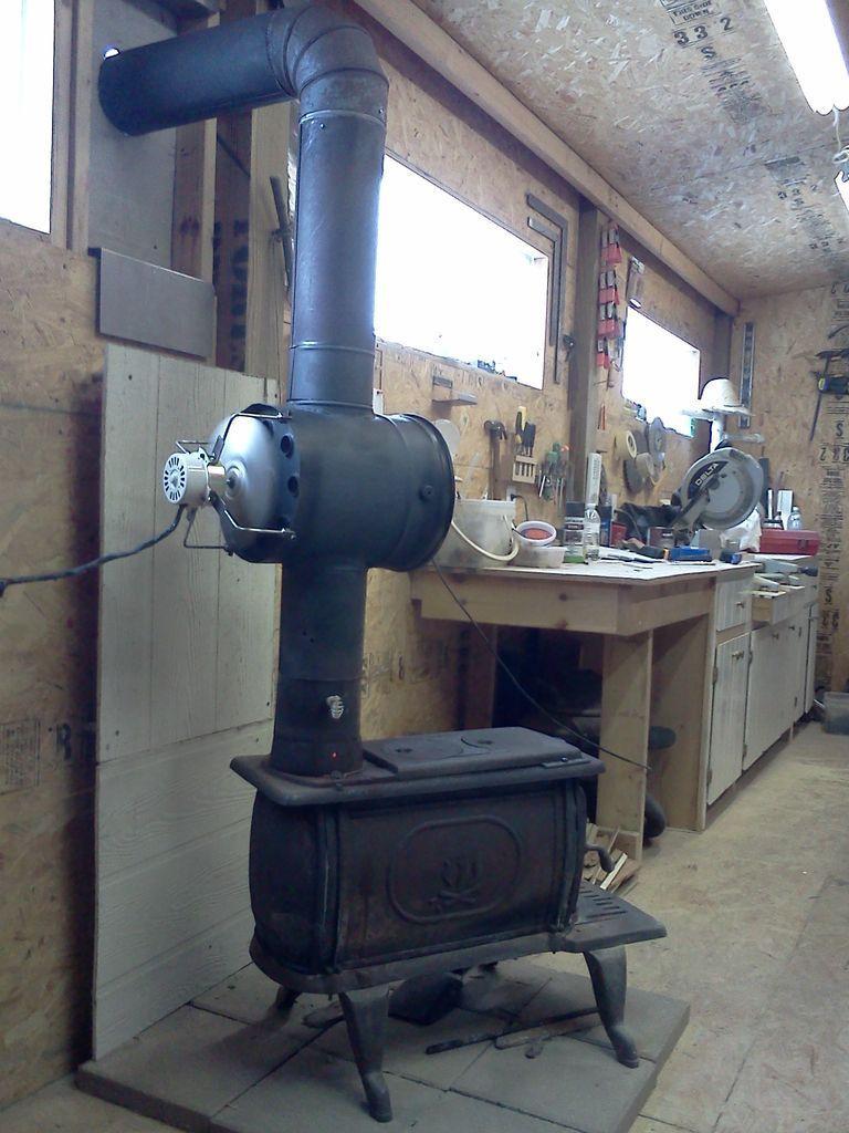 Pin von Al auf Off Grid Garagenheizung, Into the woods