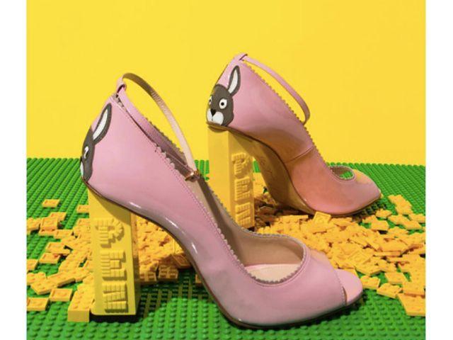 Zapato PEZ by Camilla Elphick