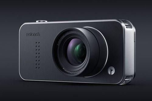 Relonch Camera. (via Relonch Camera Elevates iPhone Photography to Magazine Quality • Highsnobiety)