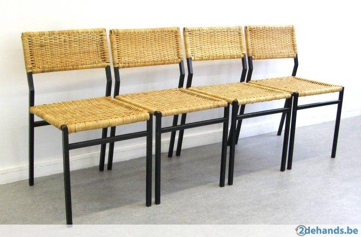 Stoel Te Koop : Vintage martin visser 4 stoelen se05 spectrum retro stoel te koop