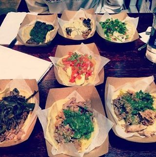 Impress your friends by taking them to best brunch spot in Santa Monica for tasty breakfast tacos from Mondo Taco!