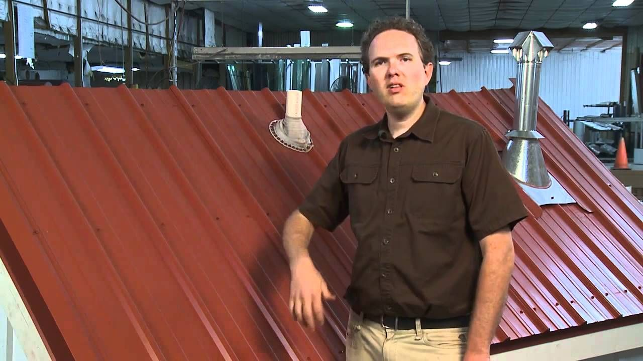 how to install metal roofing over shingles video