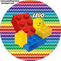 "Imprimés Thème ""Lego""…"
