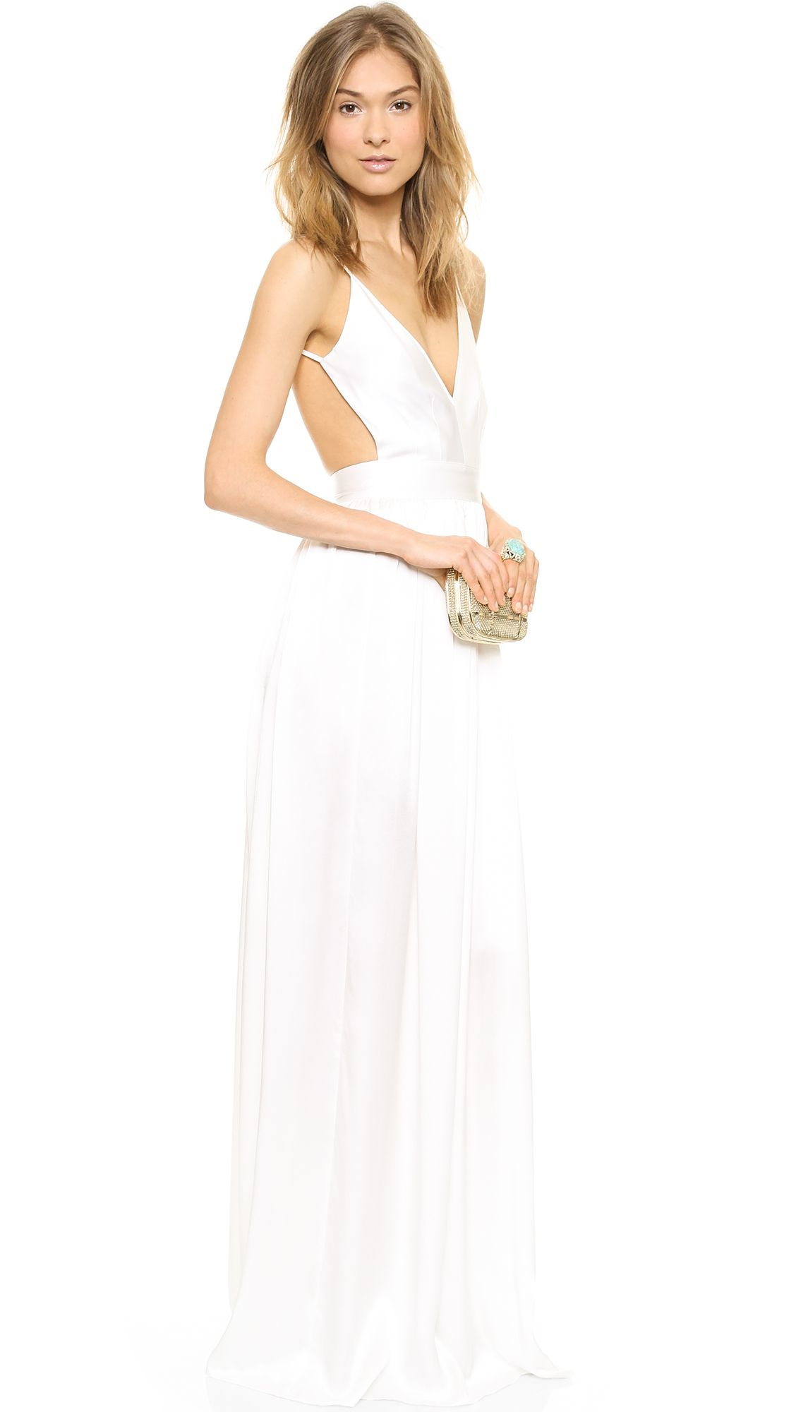 0d47a9c634 Babs Bibb Maxi Dress