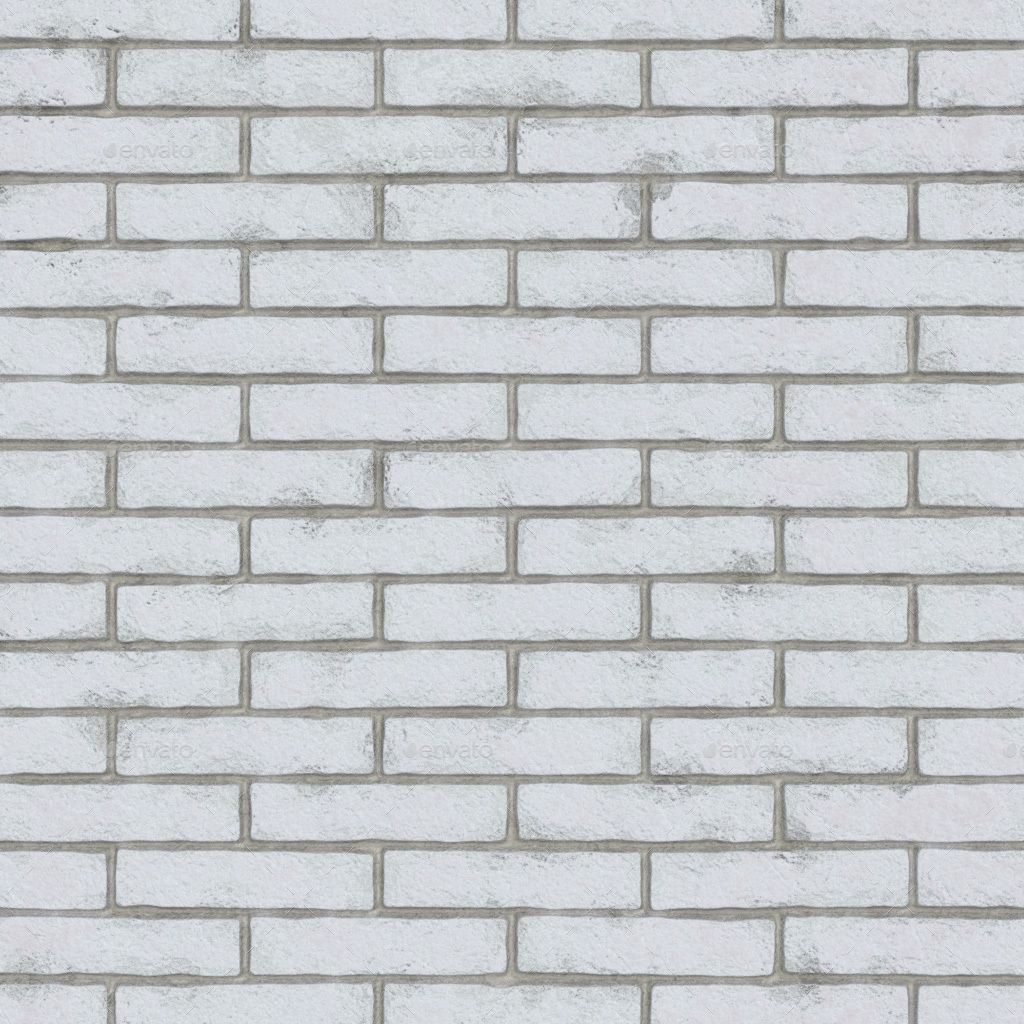 White Brick Wall Seamless Texture Brick White Wall Texture Brick Texture White Brick Walls White Brick