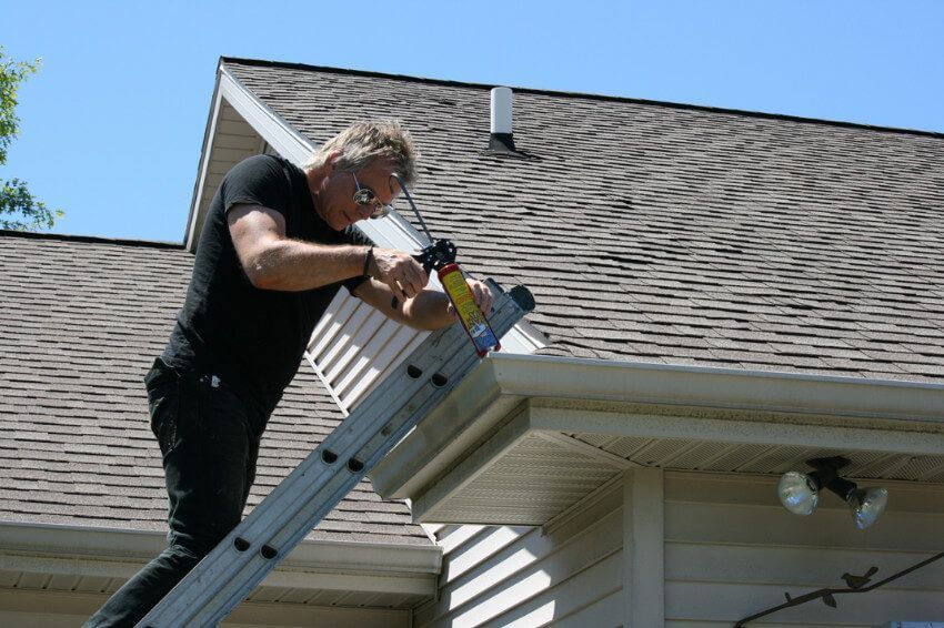 5 Warning Signs Your Gutters Are Trying To Tell You Gutters Gutter Repair Roof Problems