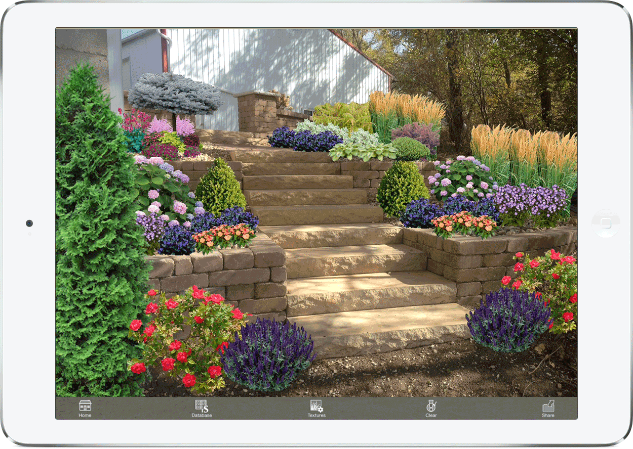 Home Iscape Gardening And Landscape Design App Landscape Design App Virtual Design Landscape Design