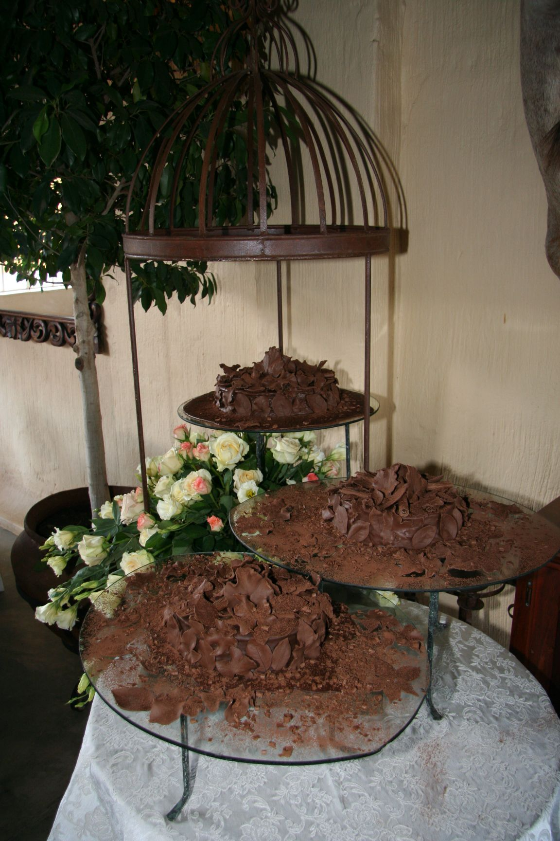 It's a sweet day with a #Chocolate #Cake www.thabatshwene.co.za