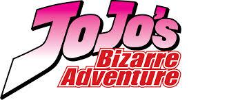 Jojo S Bizarre Adventure Google Search Adventure Logo Jojo S Bizarre Adventure Jojo Bizarre