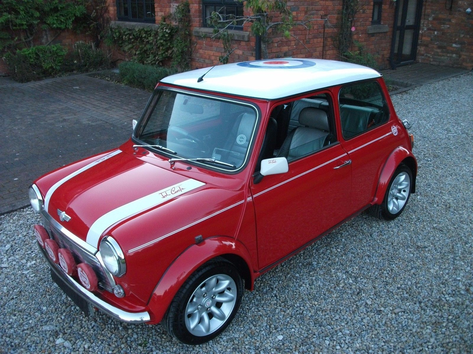 Ebay Rover Mini Cooper Sport 2000 Only 64 000 Miles Previously Red Clicmini