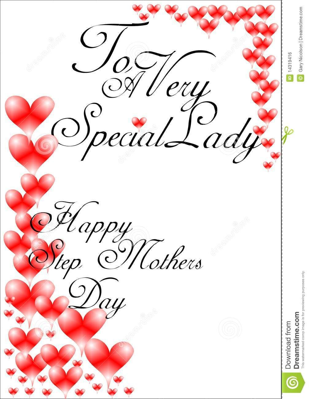 mothers day cards for stepmothers Greetings for happy
