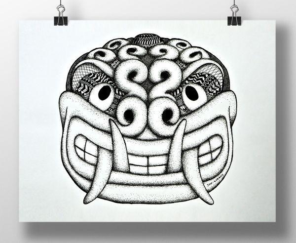 Resultado de imagen para chavin cabezas clavas dibujo | CHAVIN ...